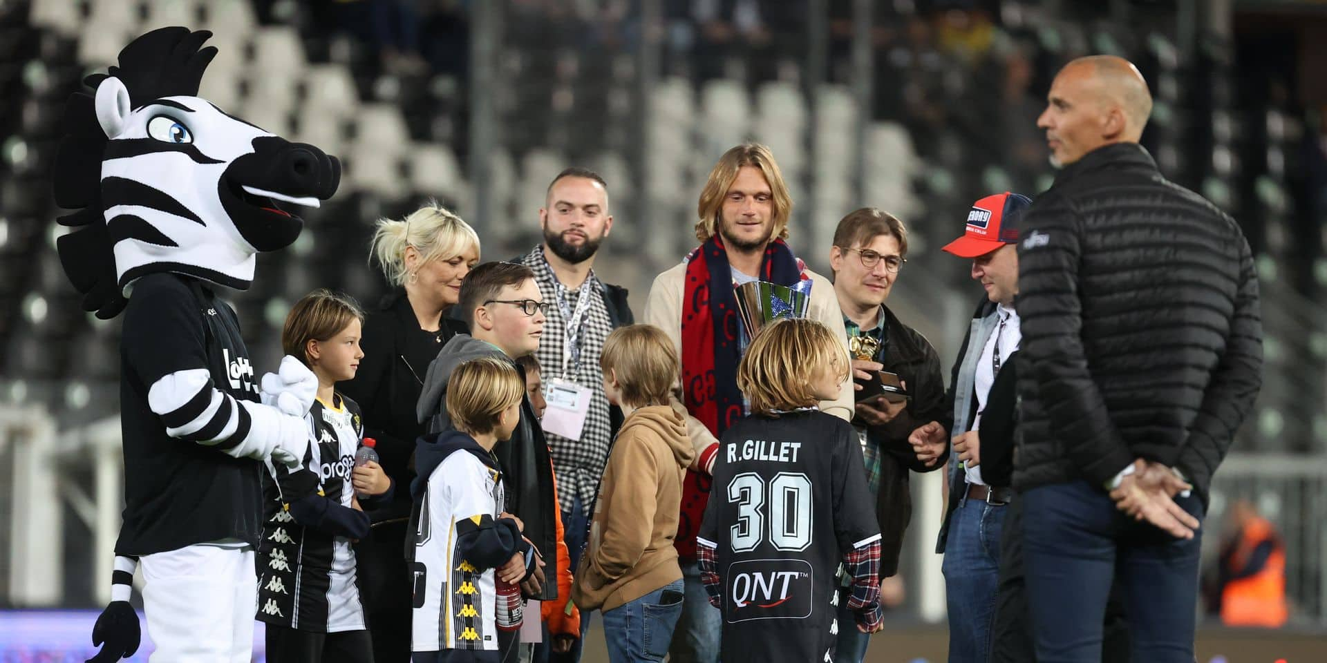 A Charleroi, le paradoxe Guillaume Gillet