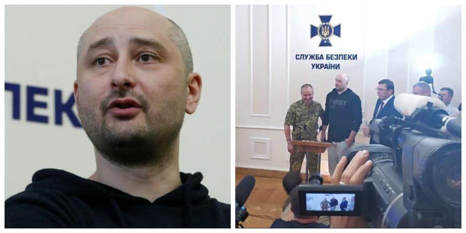 Un journaliste russe, virulent critique de Poutine, abattu à Kiev