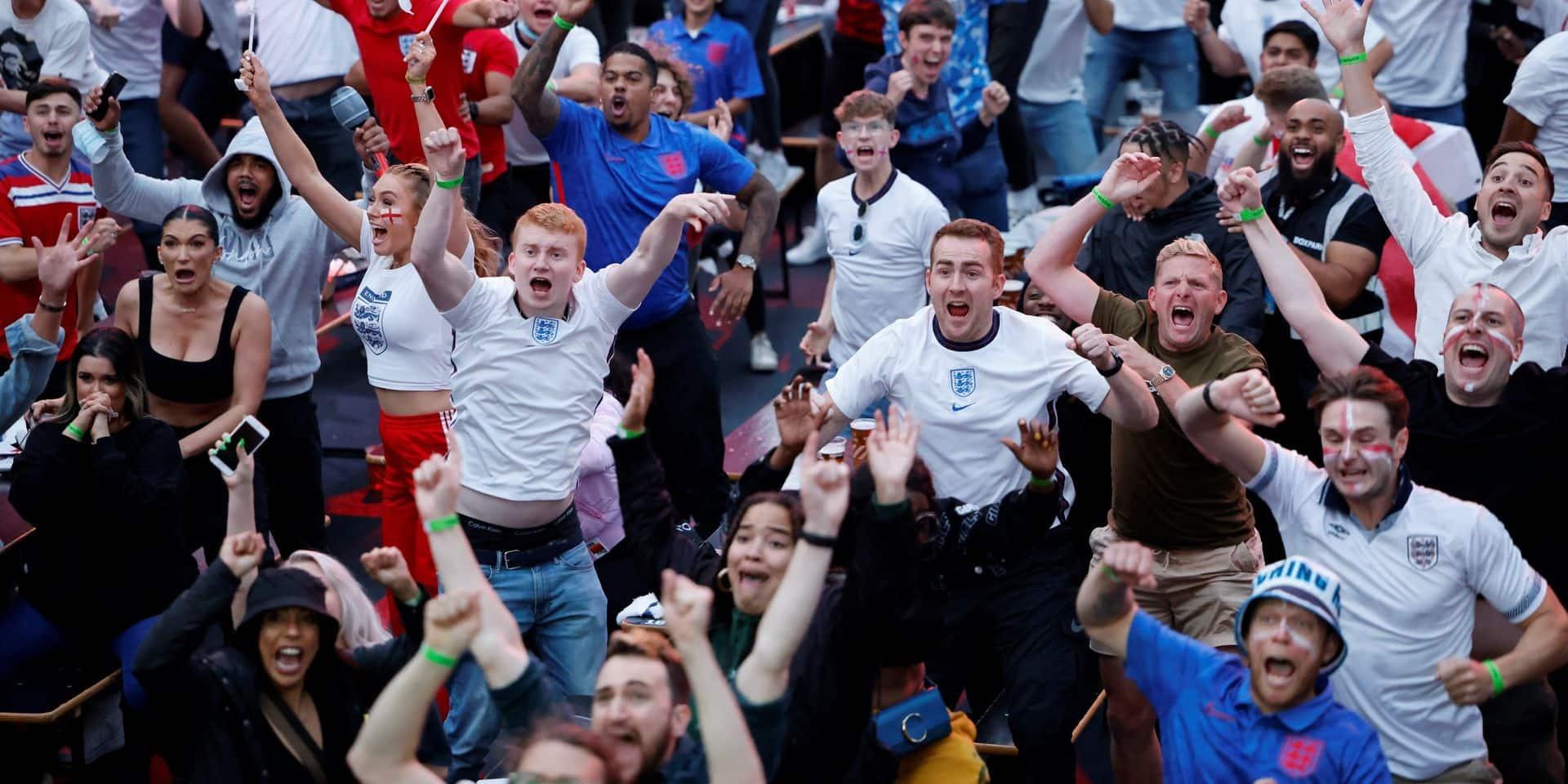"""La grande inquiétude de l'Angleterre avant la finale de l'Euro: """"Je ne peux pas le garantir pour le moment, il faut voir ce qu'il se passera"""""""