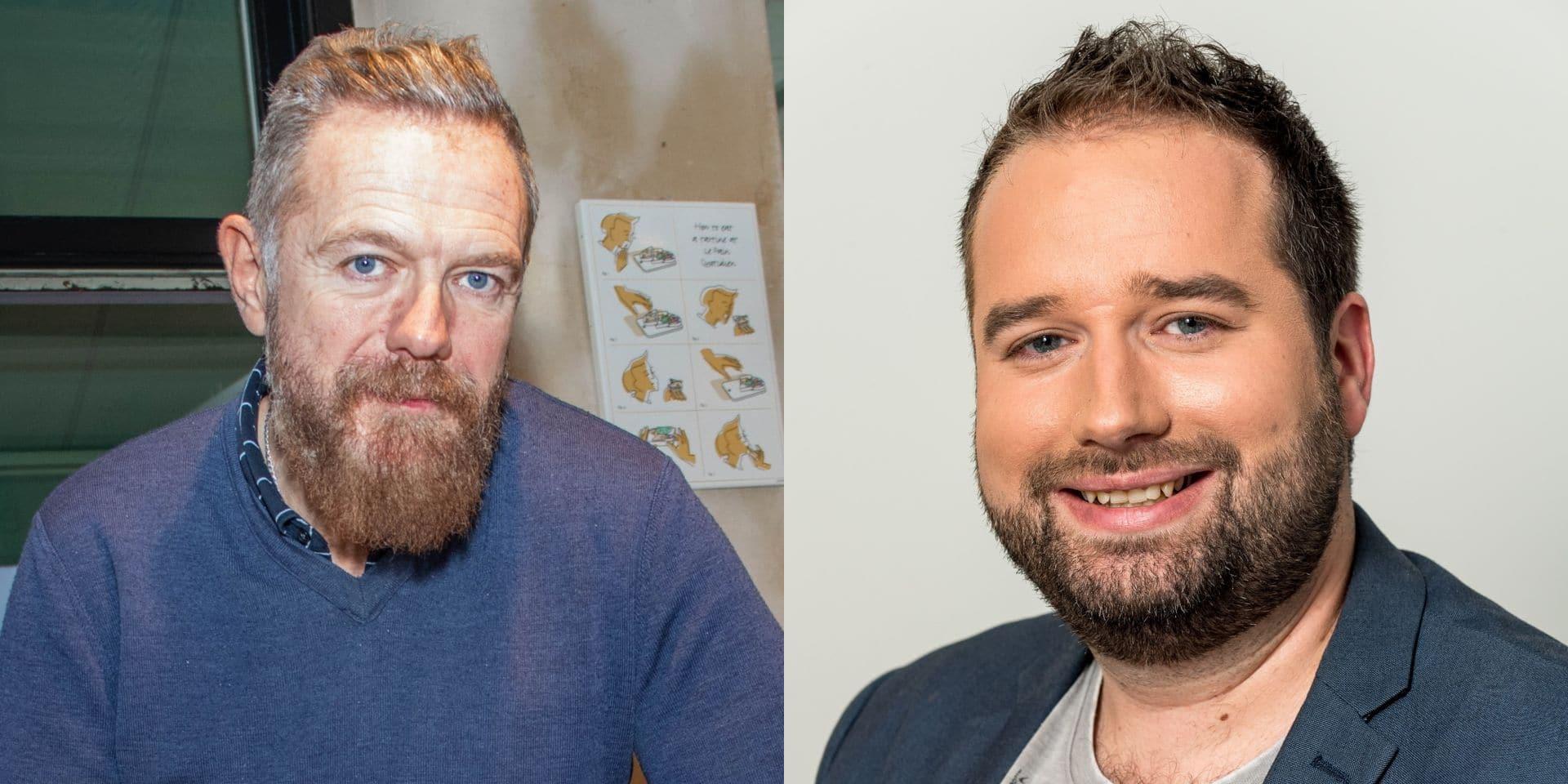 Coronavirus : Cyril Detaeye et Patrick Weber font leurs émissions de débats à distance sur Vivacité