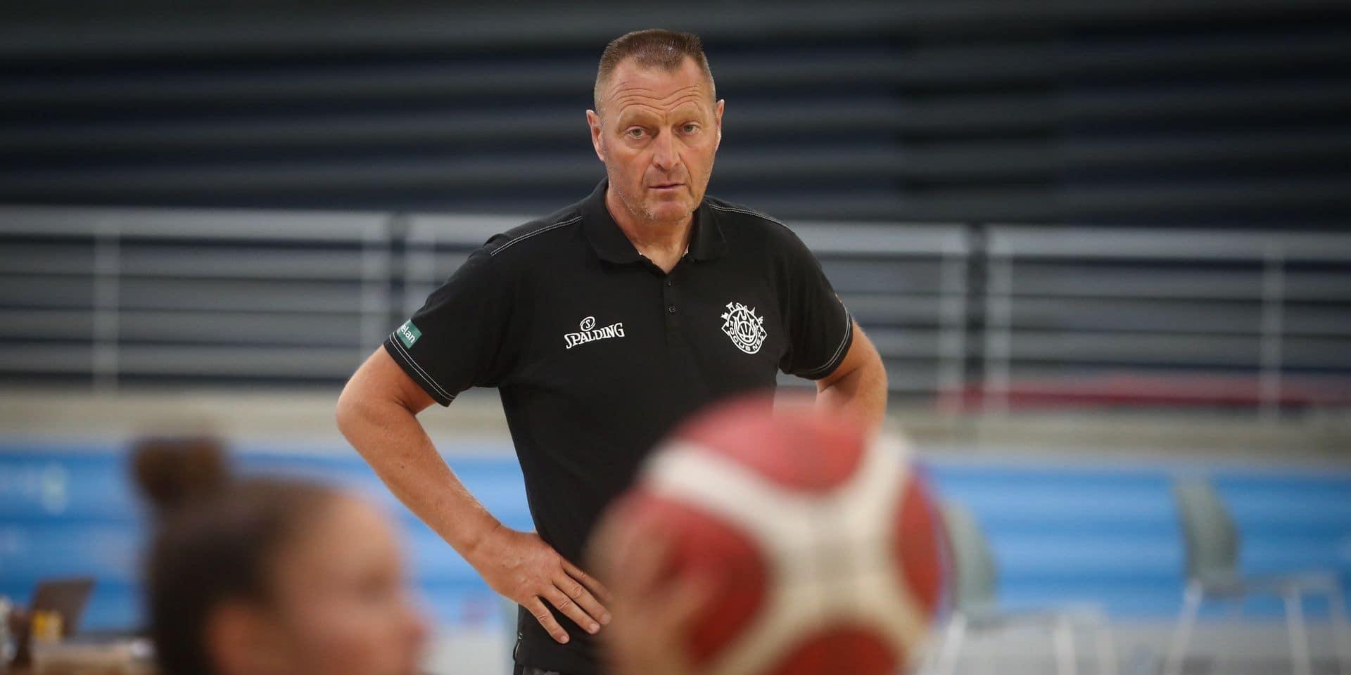 """Philip Mestdagh quittera bien Namur en fin de saison et ira en France: """"Le championnat de France, l'un des meilleurs d'Europe"""""""