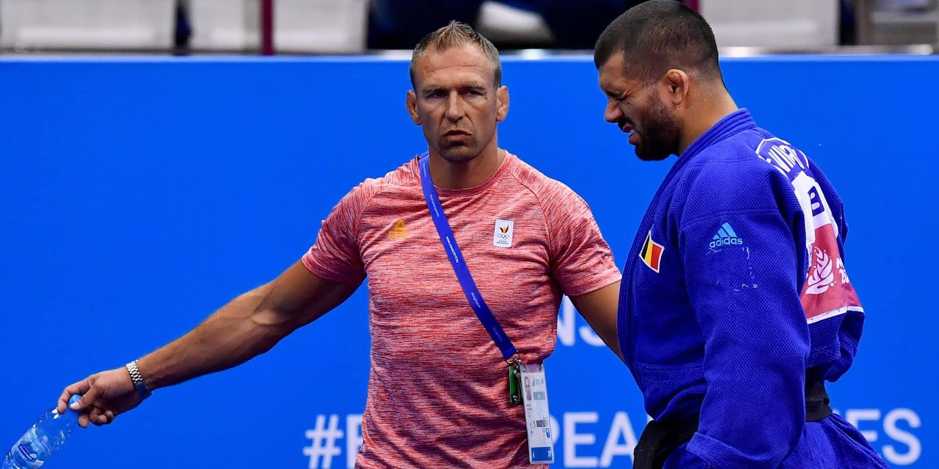 Judo (Masters) : la frustration de Toma Nikiforov…