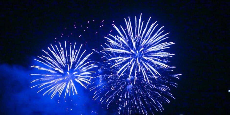 Ath : le feu d'artifice clôturant la ducasse a été maintenu ce soir