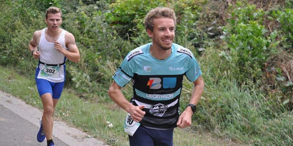 Ittre: Romain Paul, le plus fort des 623 participants