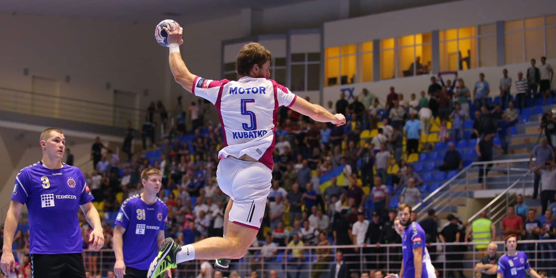 Handball: le beau parcours en Coupe de l'Estu s'arrête là