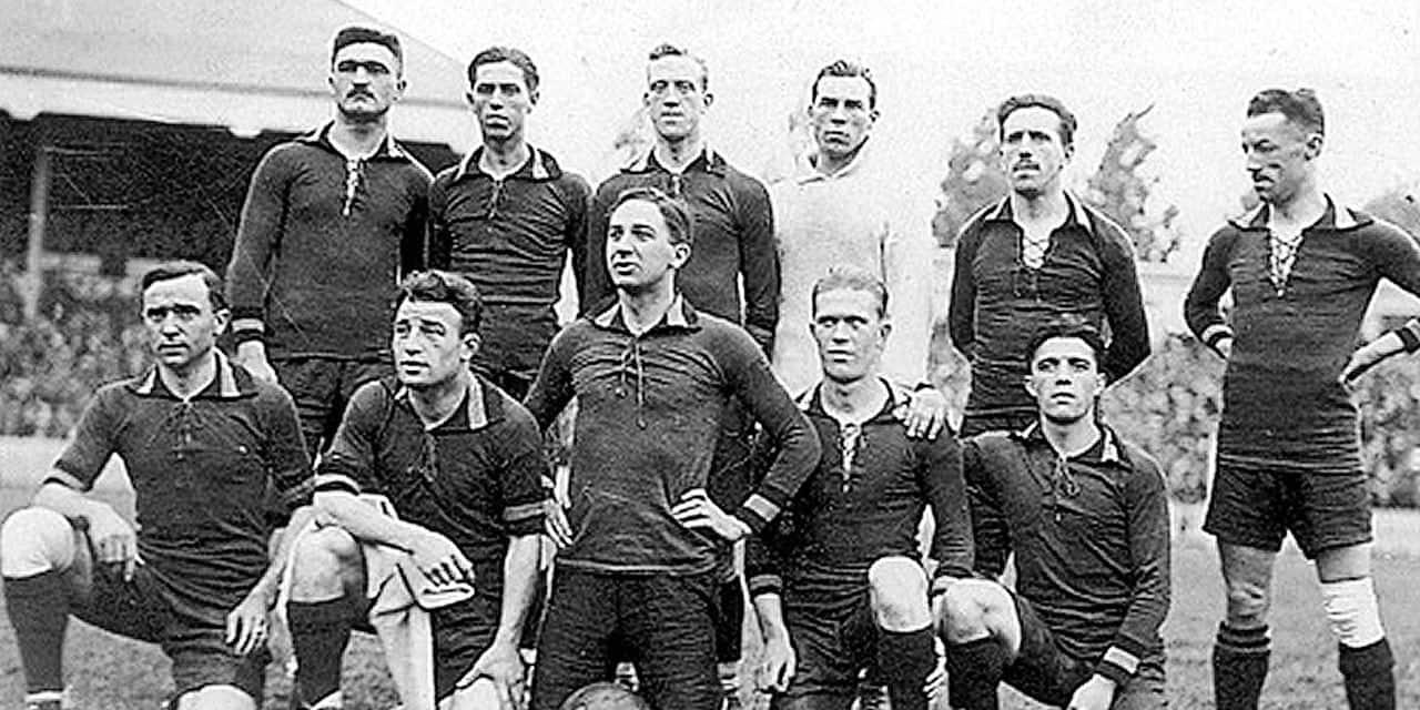 Dans l'Histoire: il y a 100 ans, l'étoile oubliée des Belges aux JO 1920