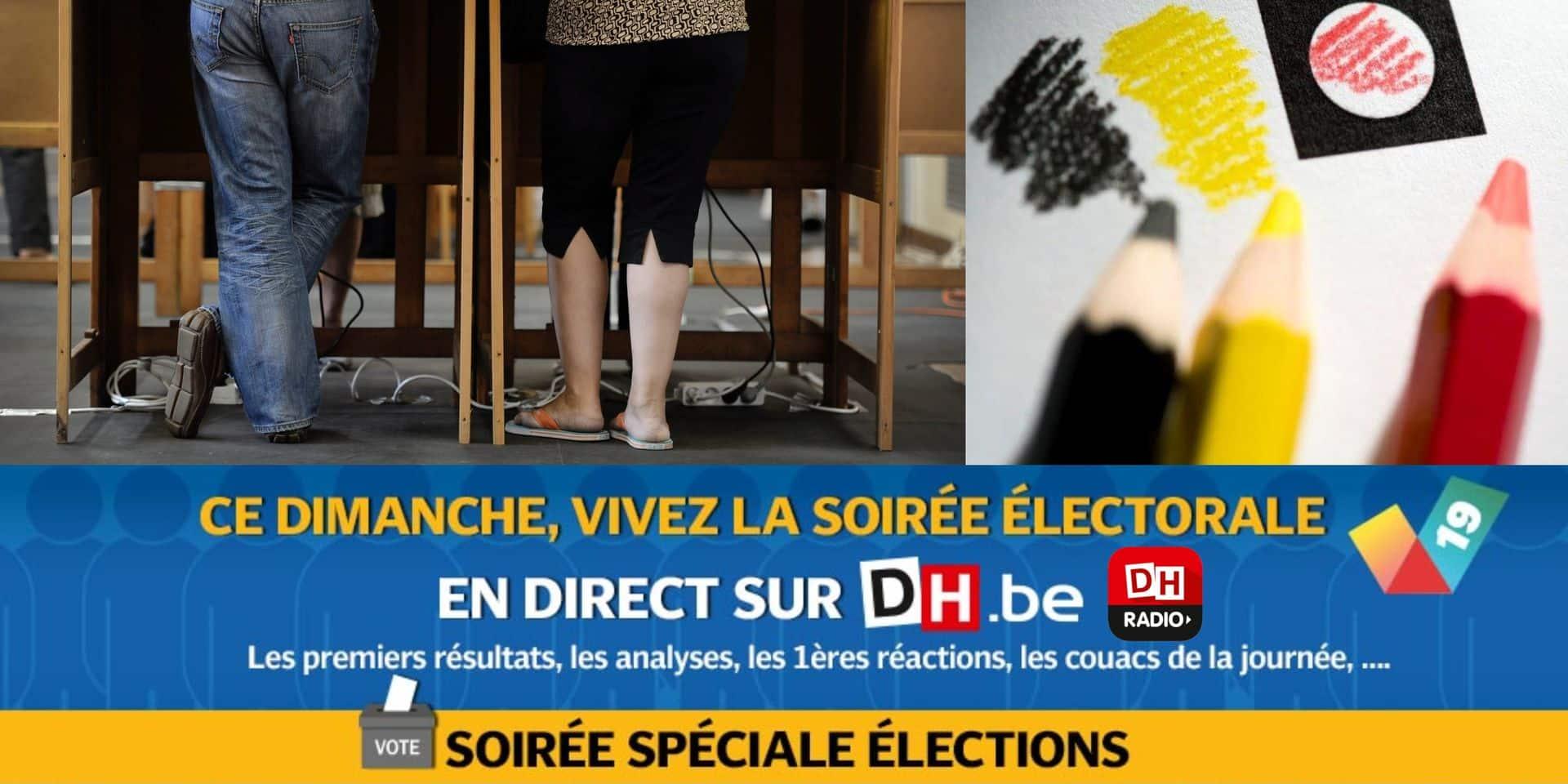 Elections 2019 : DH.be et DH Radio, mobilisés comme jamais pour vous faire vivre l'événement !