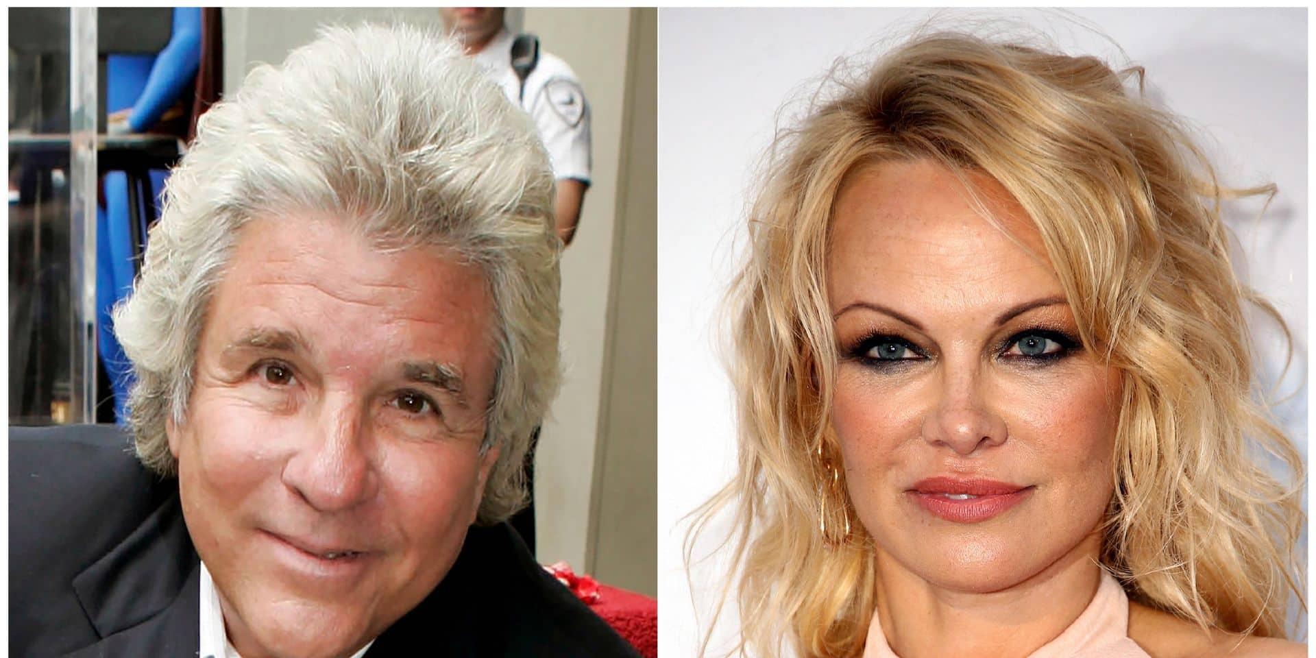 """Les révélations de Jon Peters, marié 12 jours à Pamela Anderson: """"J'ai tout plaqué pour Pam, elle avait 200.000€ de dettes et je les ai payées"""""""