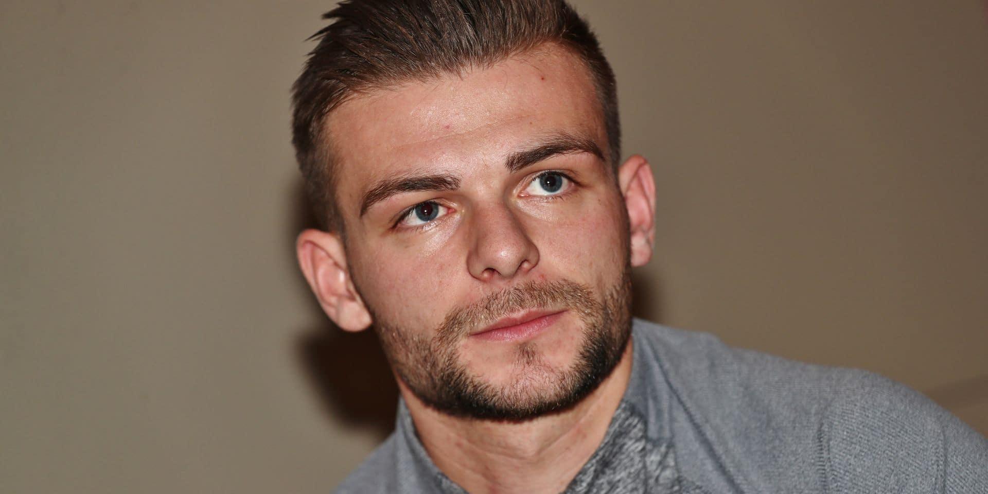 """Cyril Rosy revient sur son choix d'aller à Heist: """"Prouver que j'ai le niveau pour jouer en Nationale 1"""""""