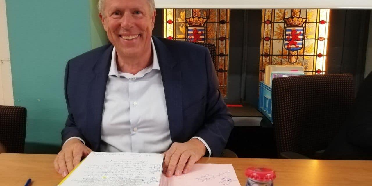 """Arlon: """"Vincent Magnus manque de poids"""""""
