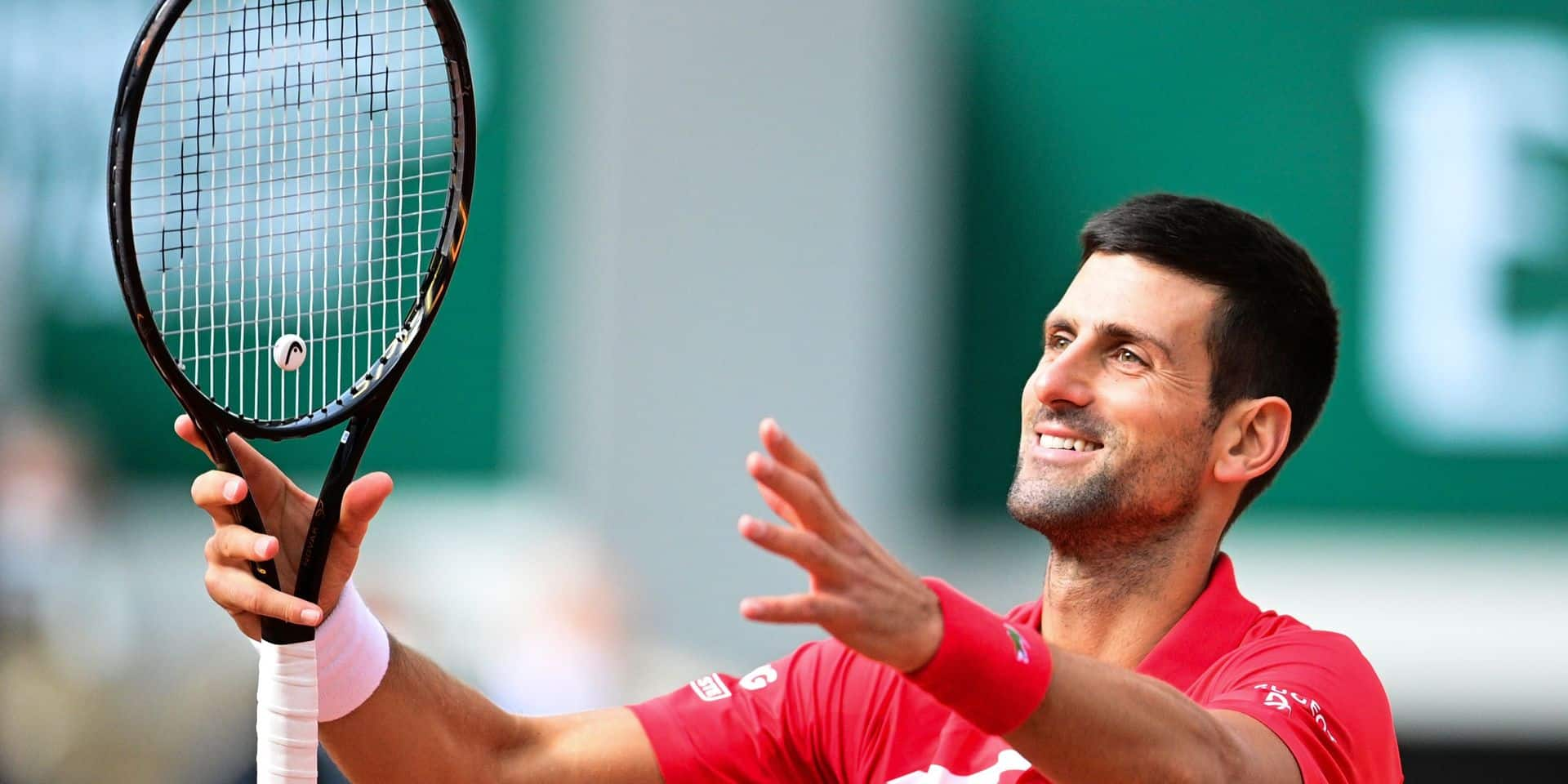 """Novak Djokovic n'a jamais vu jouer son prochain adversaire : """"Je vais devoir regarder des vidéos de ses matchs"""""""