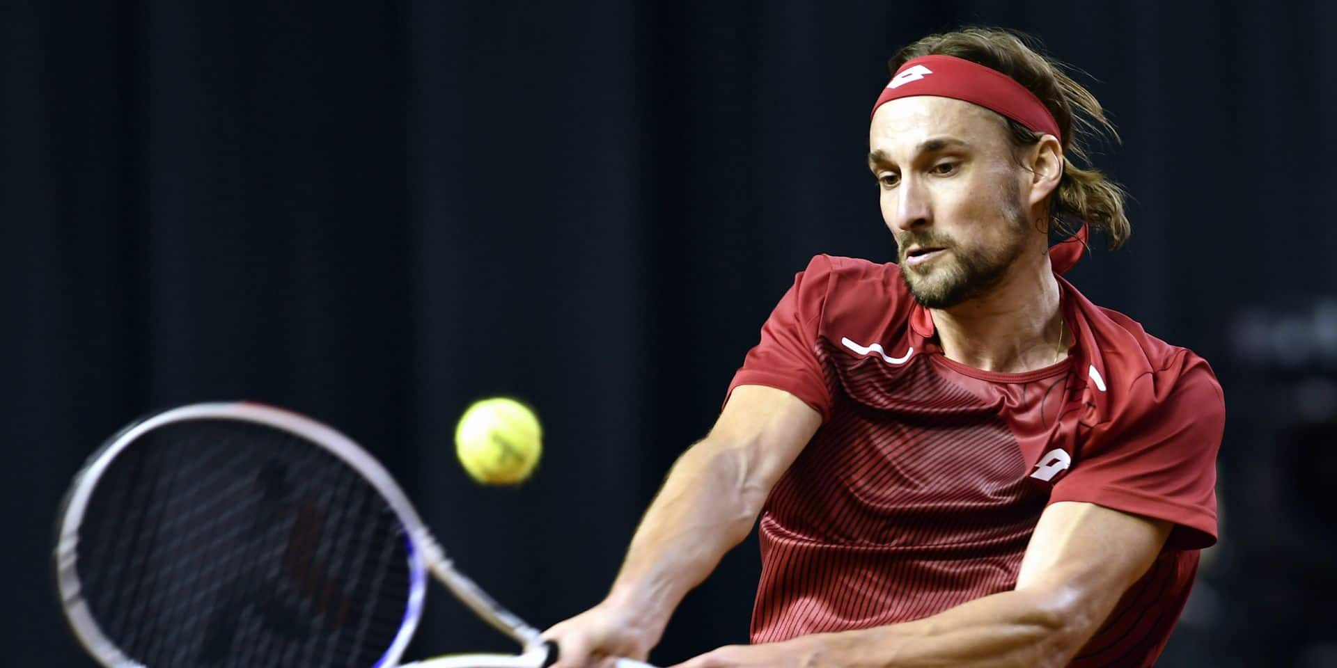Roland-Garros: Bemelmans avance au 2e tour, Kimmer Coppejans sauve trois balles de match avant de battre Guillermo Garcia Lopez