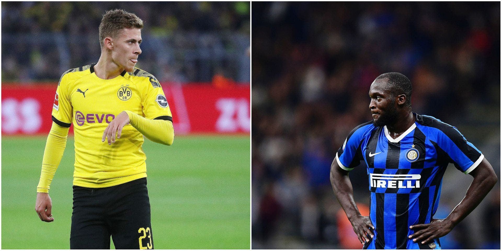 Lukaku-Hazard: deux rois qui ne règnent pas encore sur la C1