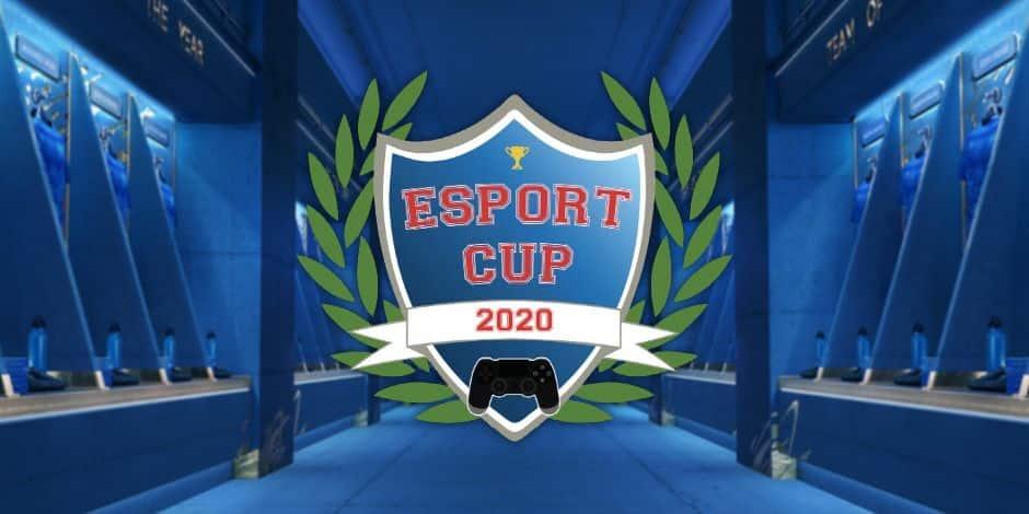 Le Sporting de Charleroi remporte la SMS Esport Cup 2020