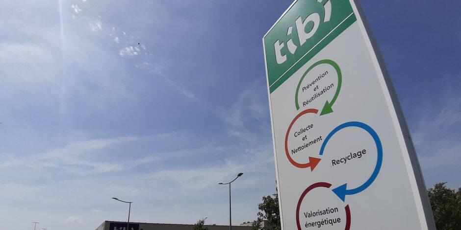 Les 14 recyparcs Tibi modifient les horaires d'ouverture pour les fortes chaleurs