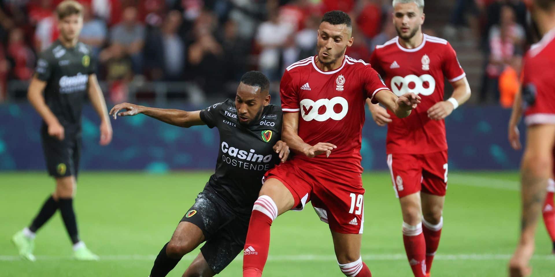 Rouche le plus décisif du début de saison, Amallah reste dans le match