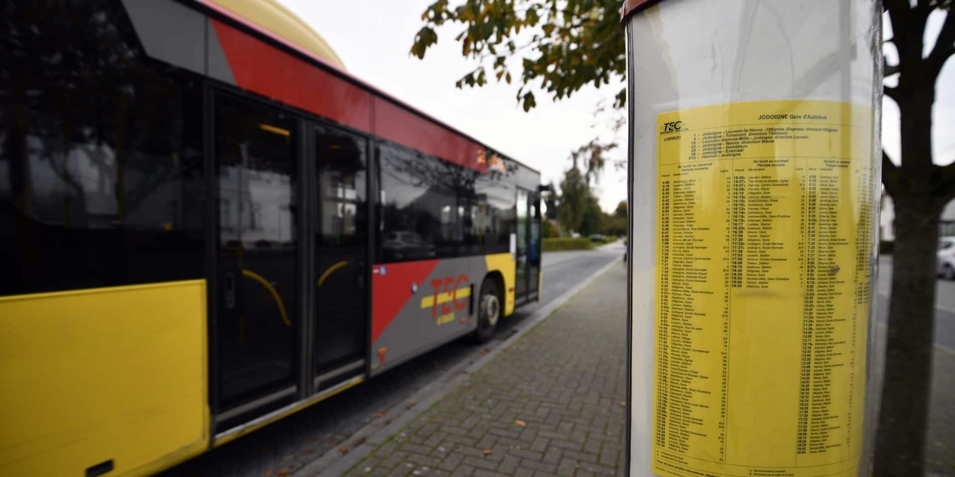 """Un bus TEC renverse une septuagénaire à Liège: """"Il y avait beaucoup de sang"""""""