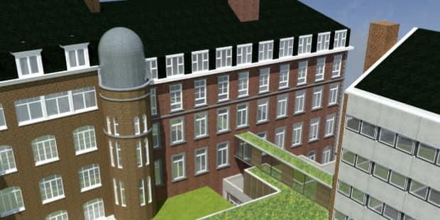 Un nouvel observatoire astronomique à l'UNamur - La DH
