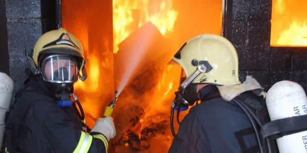 Deux chiens périssent dans l'incendie d'une maison à Villers-le-Bouillet - La DH