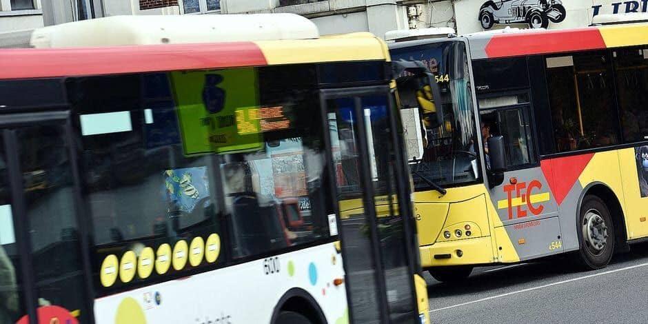 Un piéton percuté par un bus dans le centre de Liège : ses jours en danger