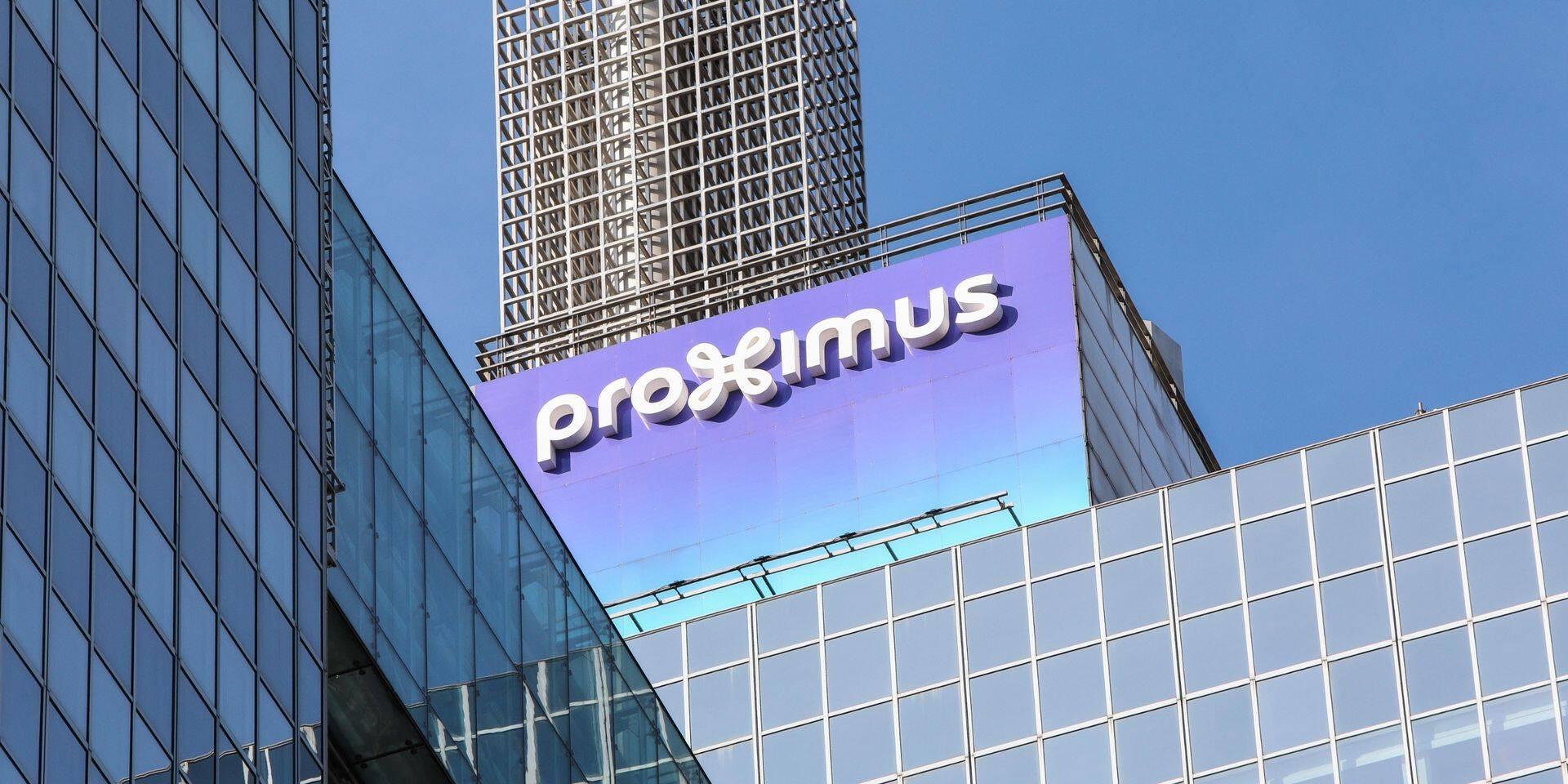 Réductions, offre data, téléchargements...: Proximus annonce des mesures de solidarité dans la foulée de ses résultats financiers