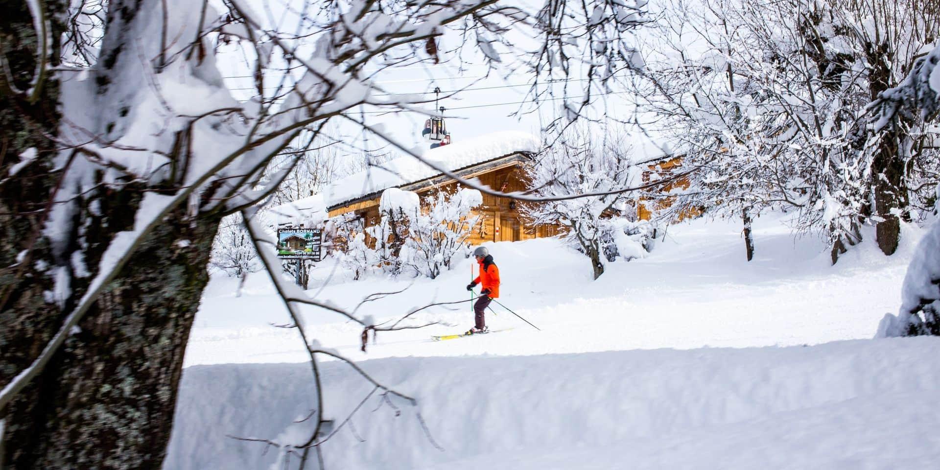 """Les stations de ski françaises ouvriront-elles à Noël? Décision """"dans les dix prochains jours"""""""