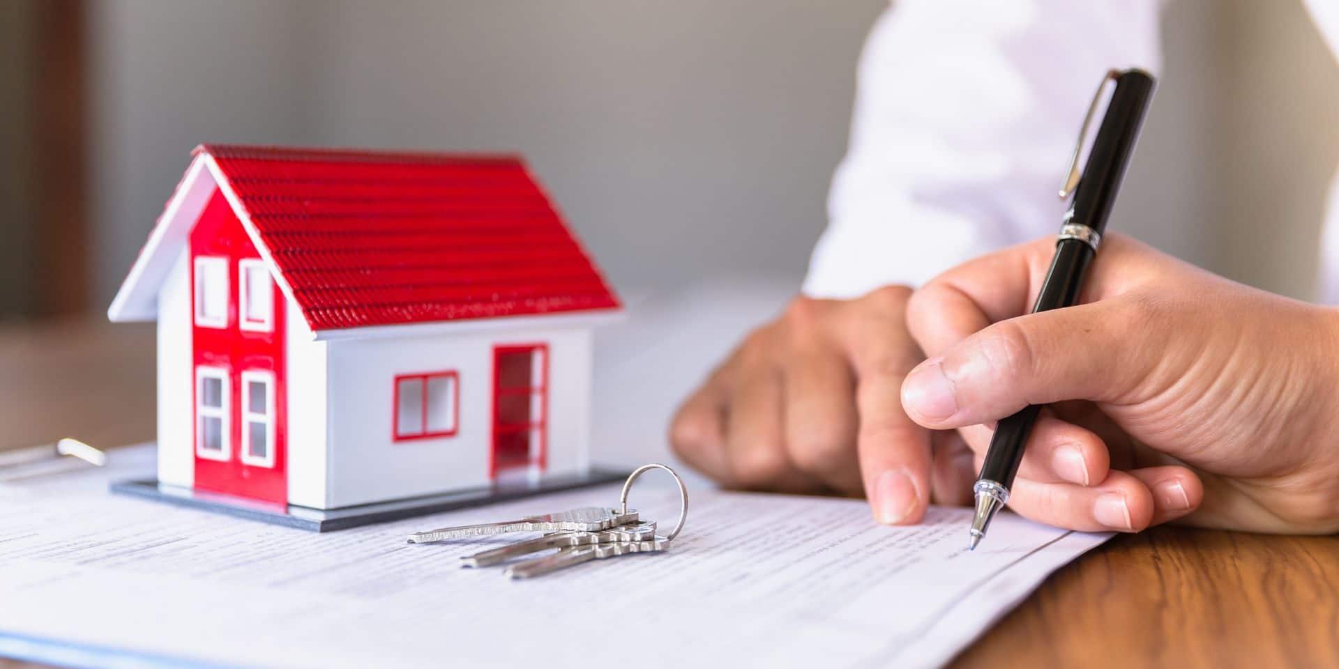 Une baisse de 20% des crédits hypothécaires octroyés en 2020: les jeunes sont les plus touchés