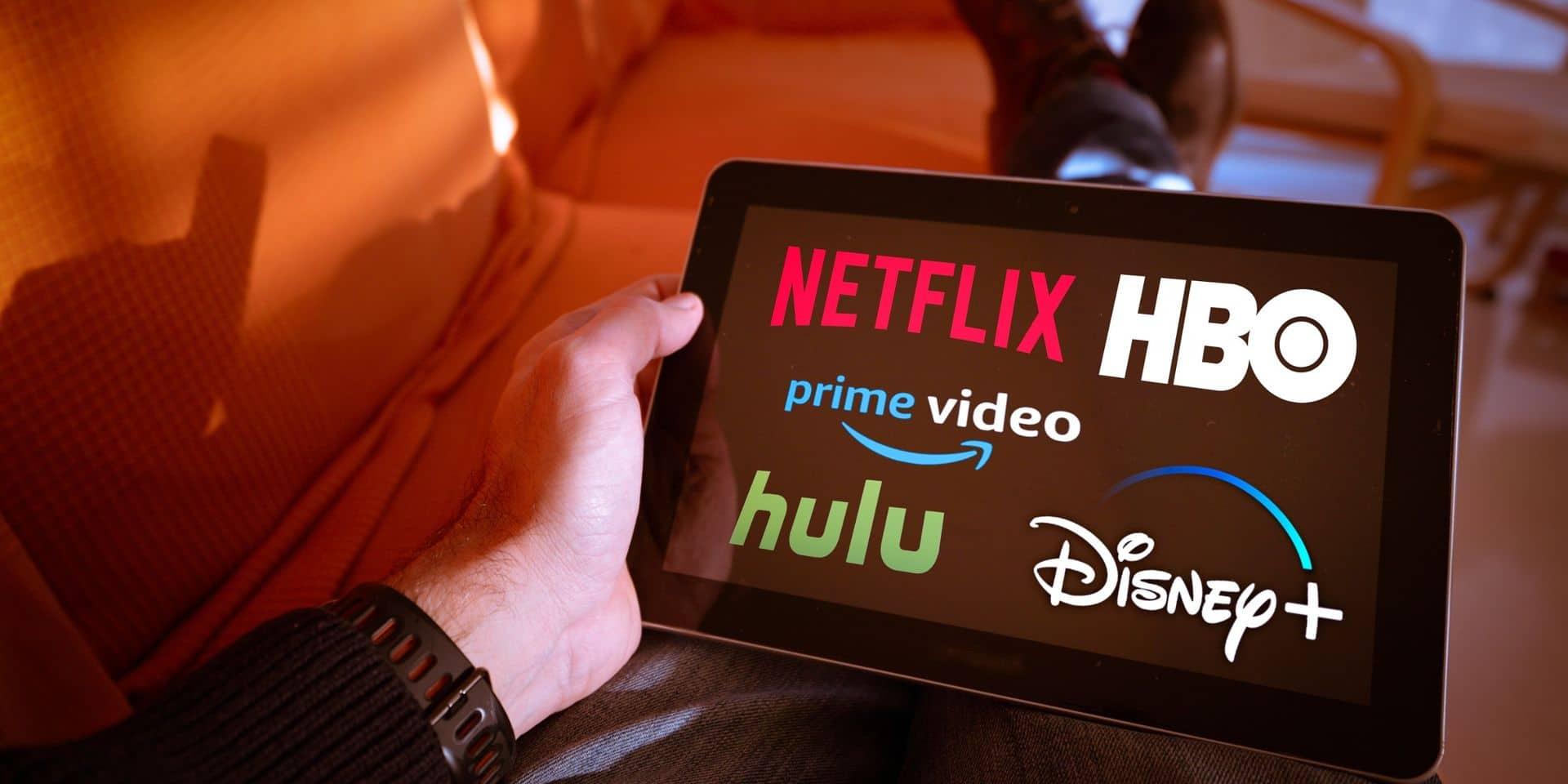 Netflix, Amazon, Apple, Disney, Telenet,... : la guerre du streaming fait rage et les opérateurs télécoms entrent dans la danse en Belgique