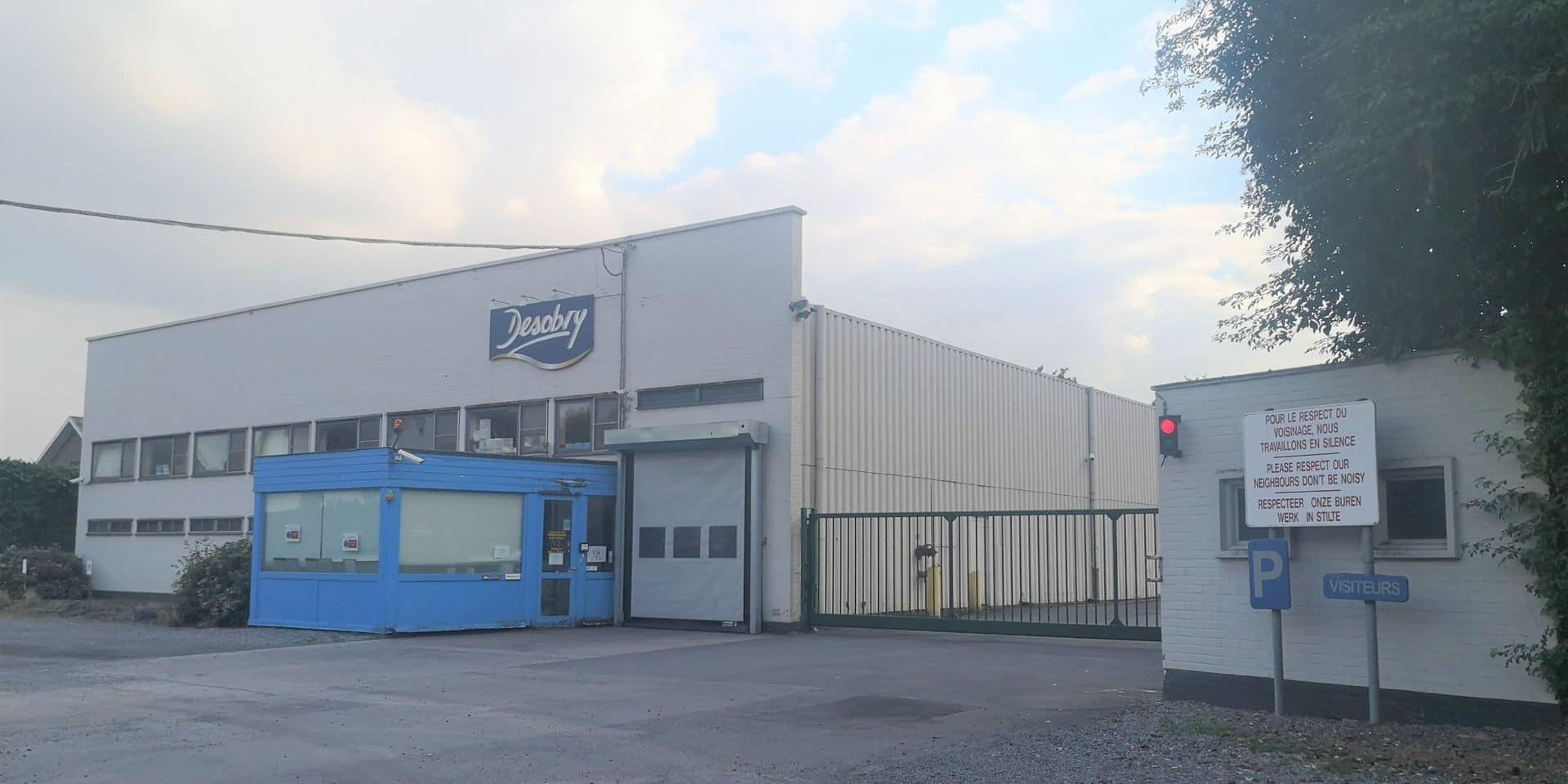 Tournai : Le projet Desobry revu à la baisse