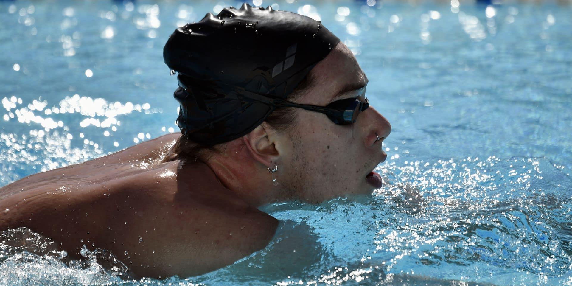 Mondiaux de natation : Logan Vanhuys 15e du 10 km en eau libre