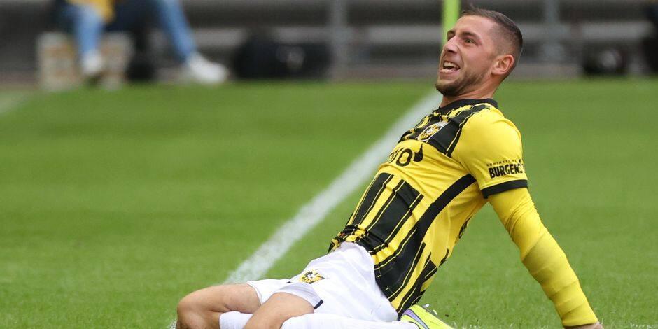 Anderlecht dit déjà adieu à l'Europe après une défaite à Arnhem (2-1)