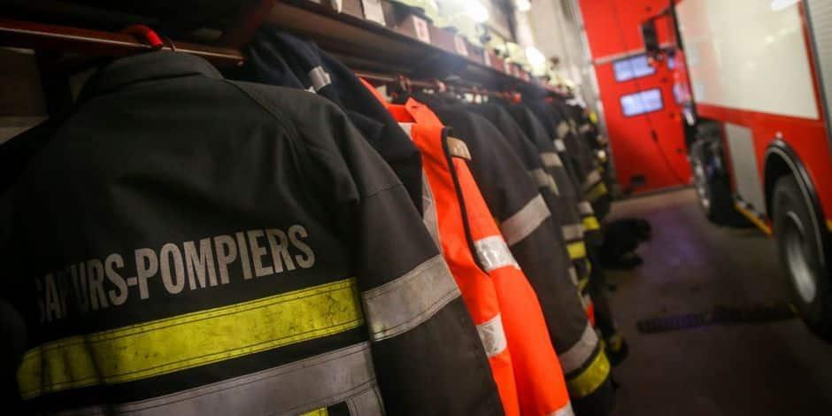 Renforcement des mesures Covid dans les casernes des pompiers de Bruxelles