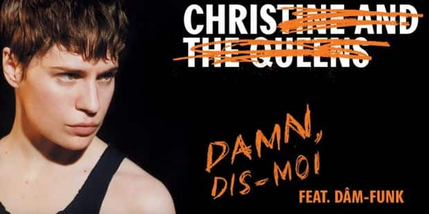 "Christine and the Queens de retour avec ""Damn, dis-moi"" - La DH"