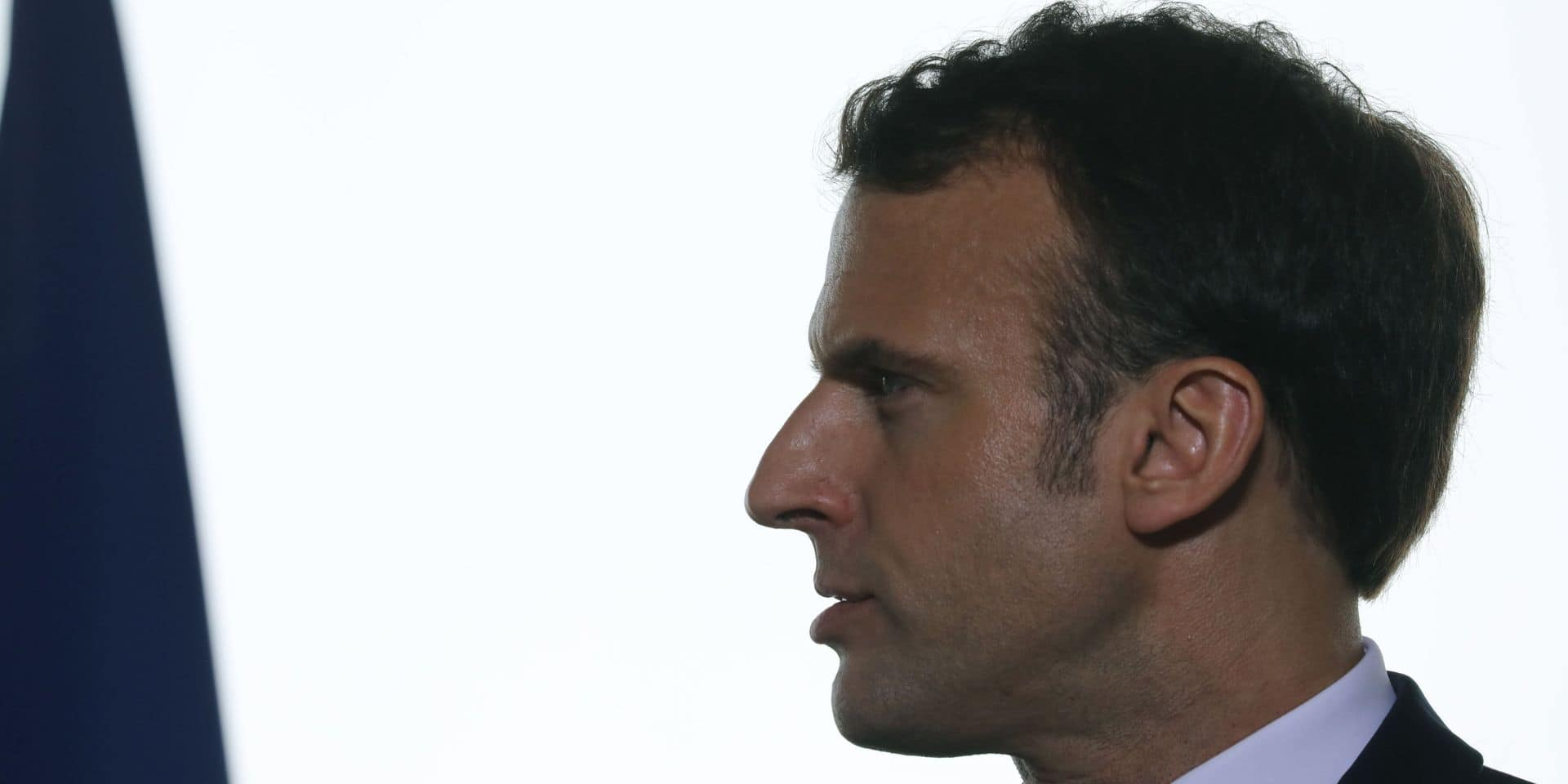 """Quand Emmanuel Macron se la joue """"Big Brother"""""""