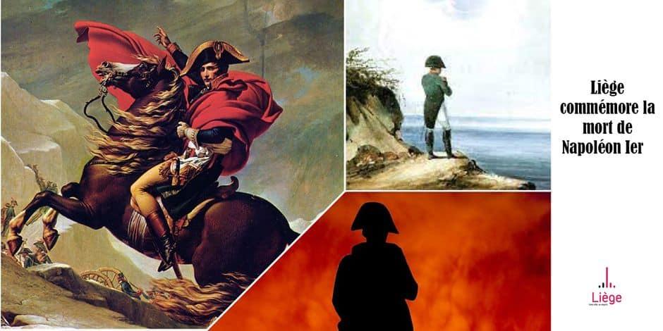 Liège et le bicentenaire de la mort de Napoléon