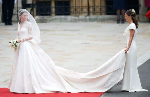 Kate Middleton Grace Kelly Lady Di Les Plus Belles Robes