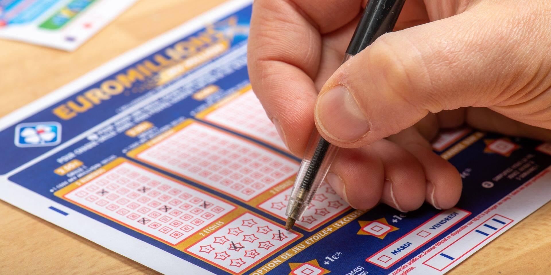Un jackpot historique ce vendredi à l'Euromillions: voici nos conseils pour maximiser vos chances de remporter les 200 millions