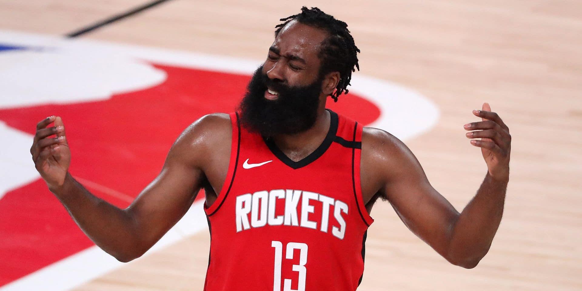 C'est officiel: James Harden est transféré aux Brooklyn Nets