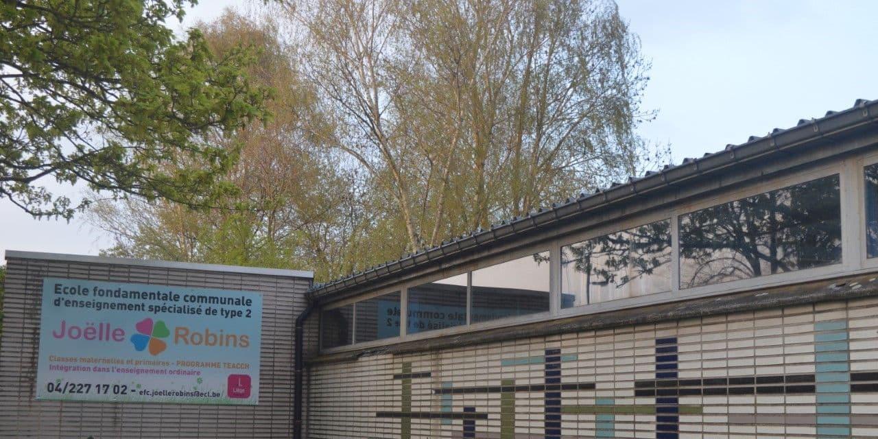 Liège: une nouvelle classe inclusive dans l'enseignement communal