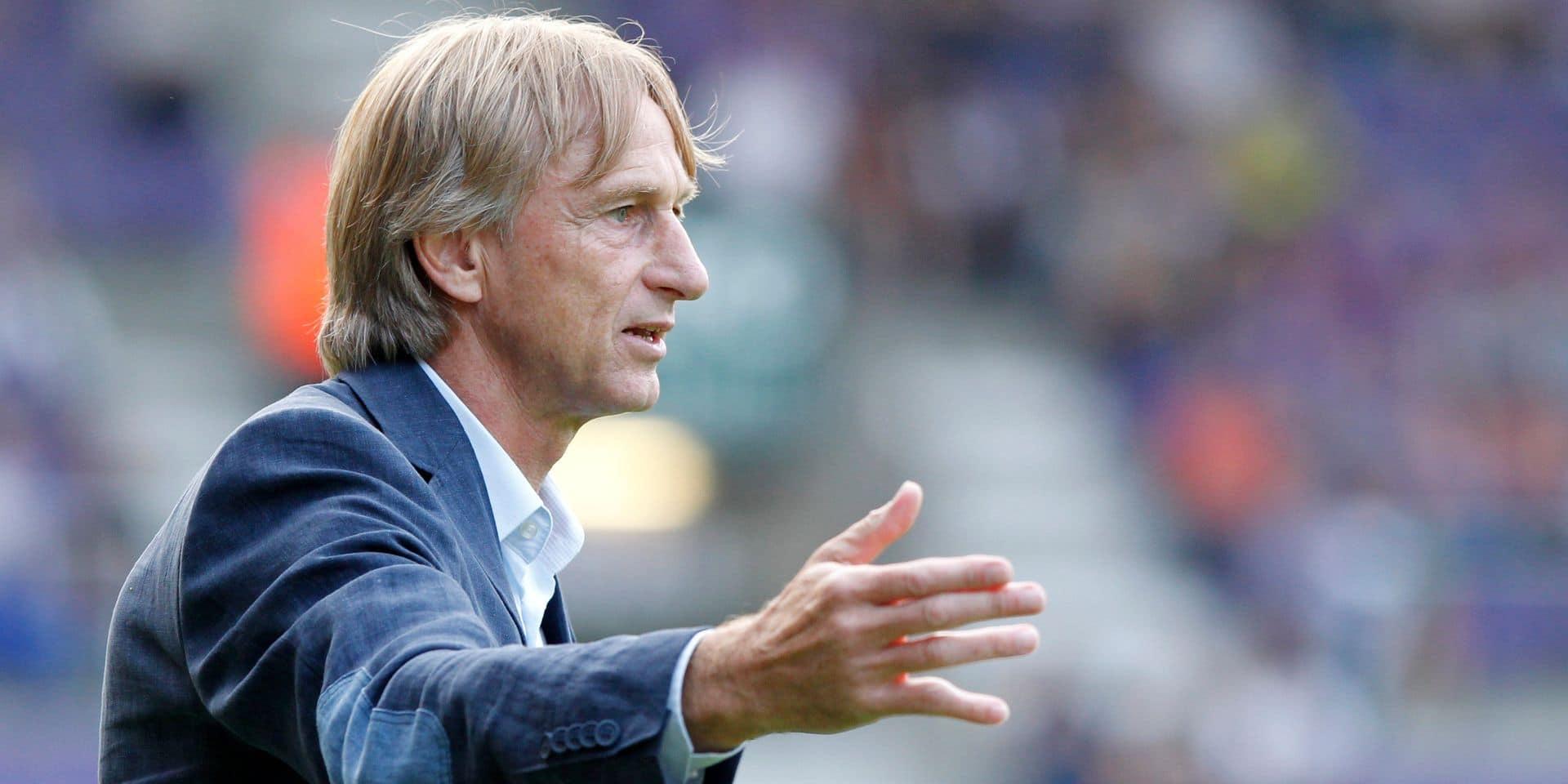 """Adrie Koster, ancien coach des Blauw-Zwart, pas surpris par le niveau des Brugeois: """"Dost me fait penser à Luuk de Jong du Barça"""""""