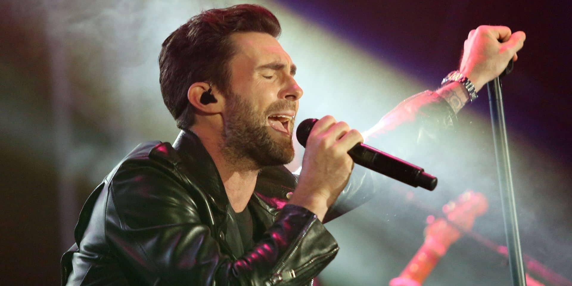 Le choc pour les fans de Maroon 5: Adam Levine ne ressemble plus du tout à ça