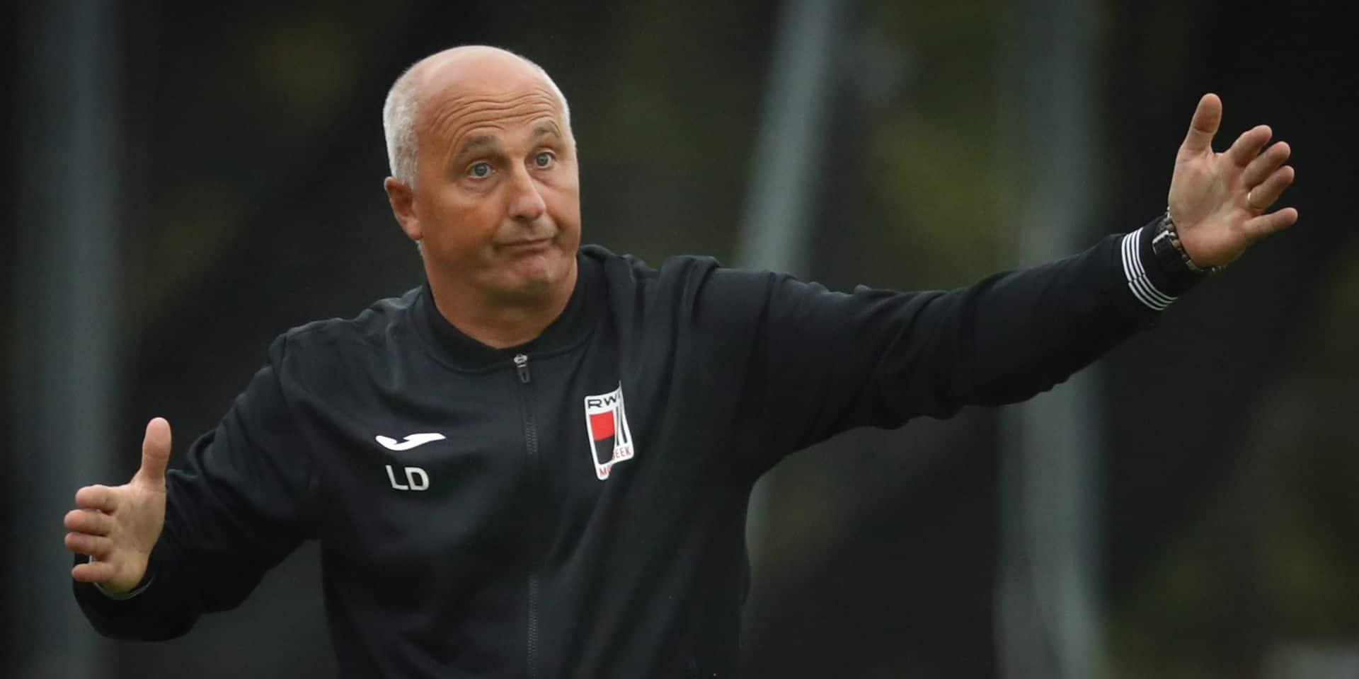 """Le RWDM impressionne en préparation : """"Kompany m'a dit qu'il espérait que le club monte prochainement en D1A"""""""