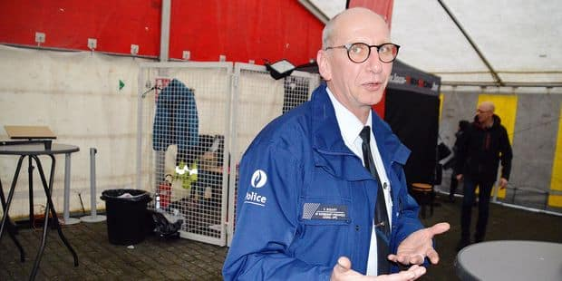 Wallonie picarde : Une carrière dans la police attire toujours