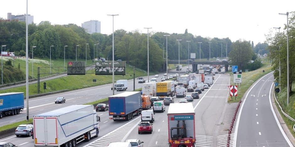 Travaux de signalisation sur le ring intérieur de Bruxelles les nuits de lundi et mardi