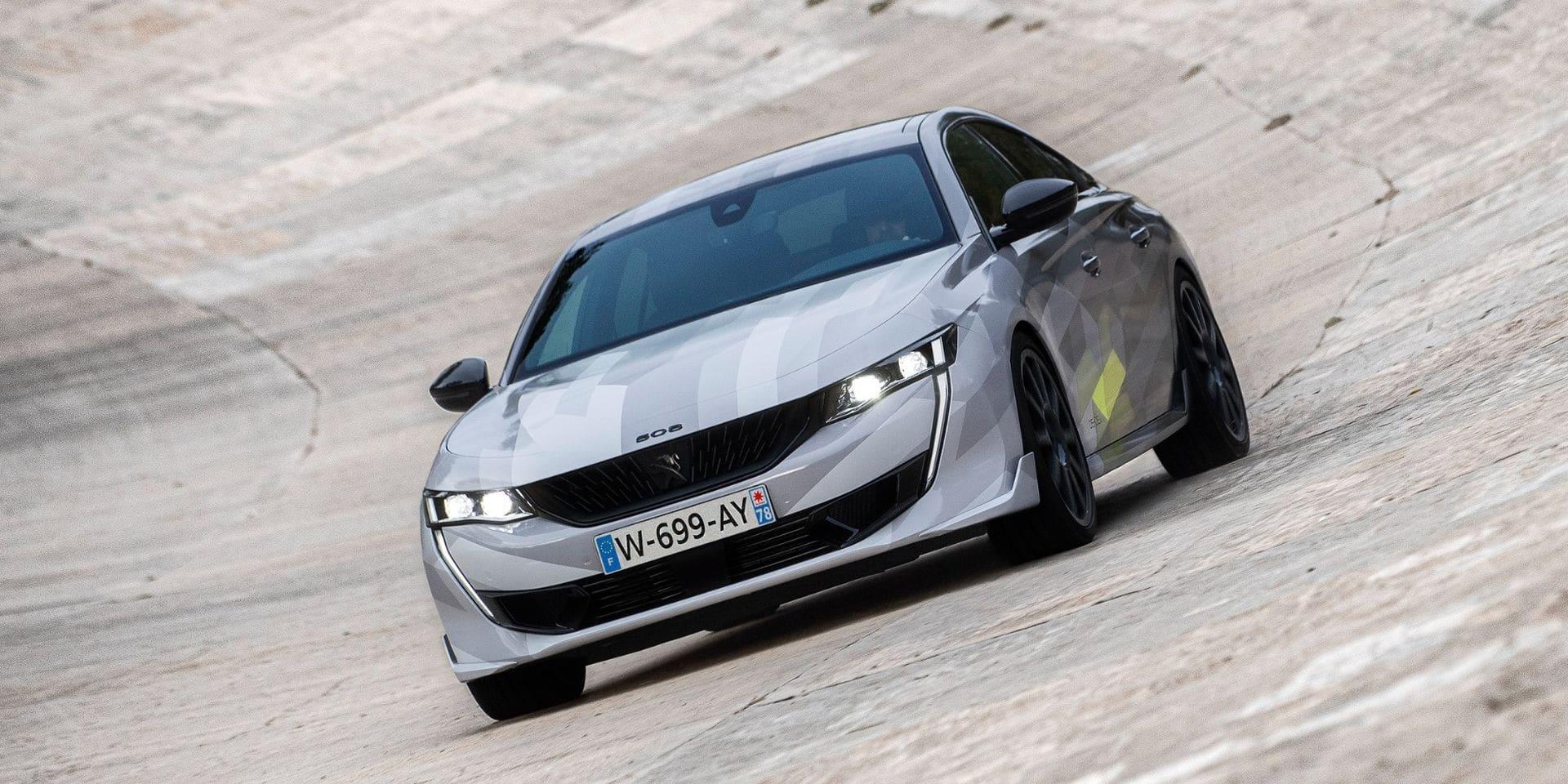 Peugeot prévoit des versions sportives de tous ses futurs modèles