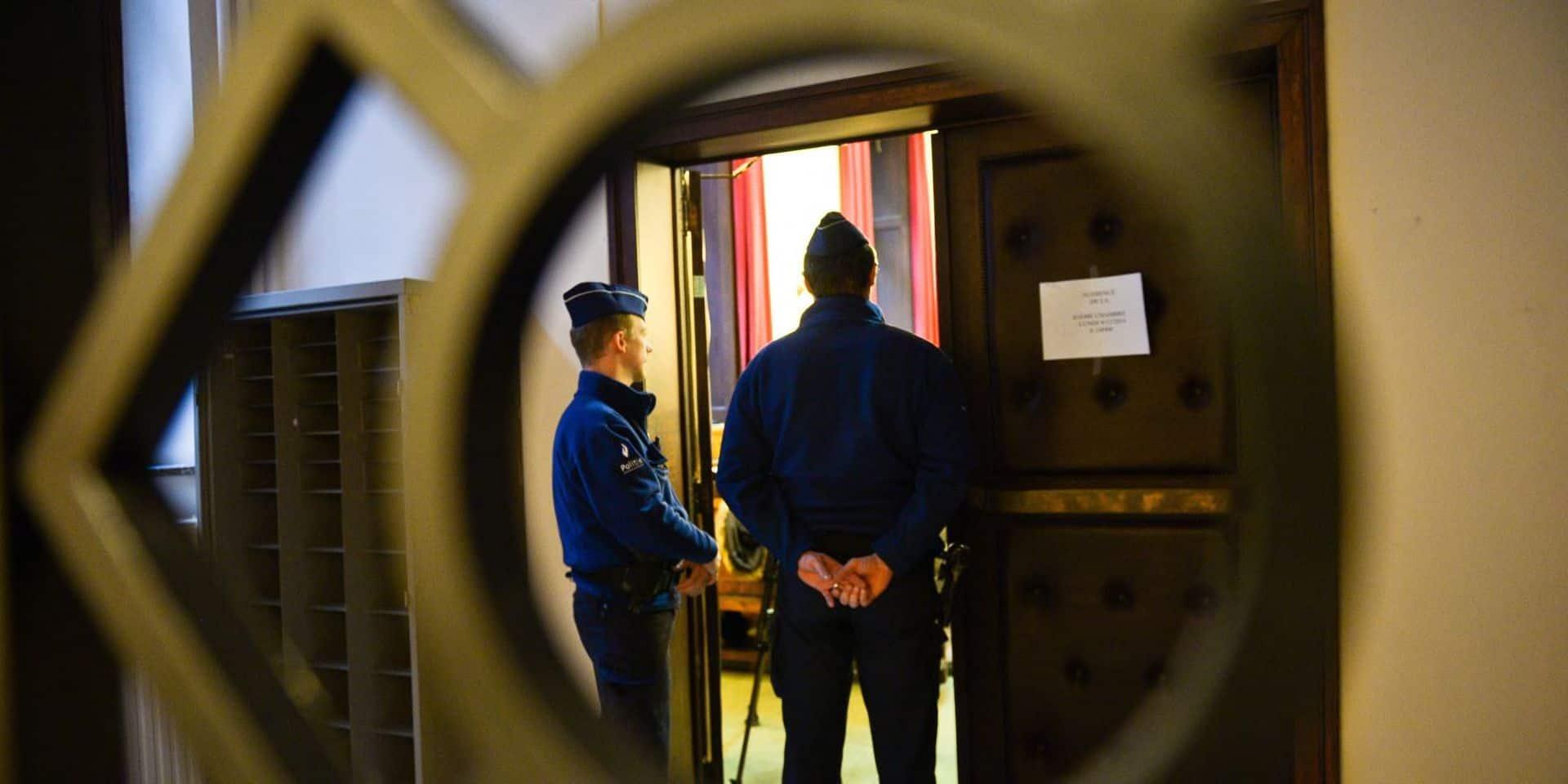 11 armes ont été dérobées au domicile d'un commissaire de police de La Louvière