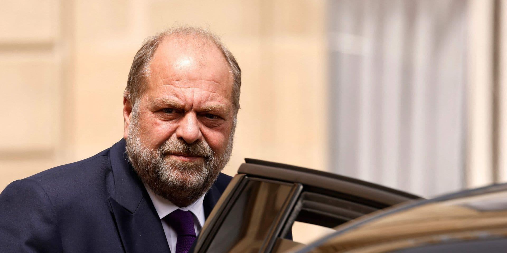 Soupçons de conflits d'intérêts: Dupond-Moretti attendu par les juges