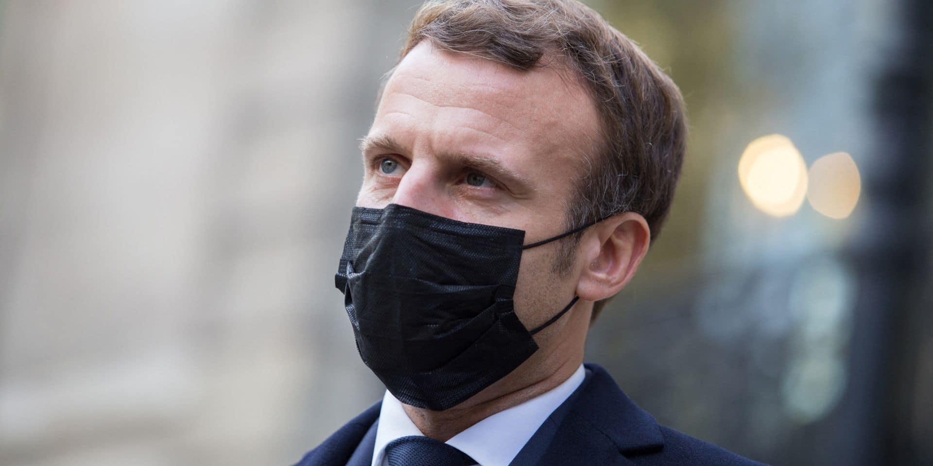 """""""La France ne se bat pas contre l'islam"""", répond Macron au Financial Times"""