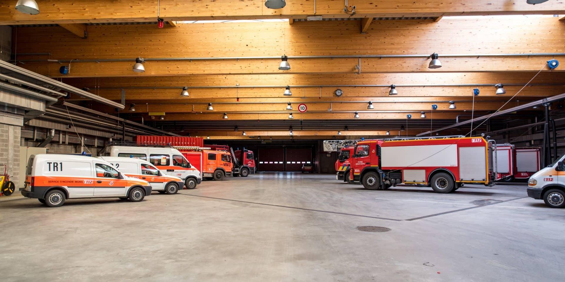 Zone de secours Hainaut-Centre: la colère des communes face aux dotations imposées par le Gouverneur