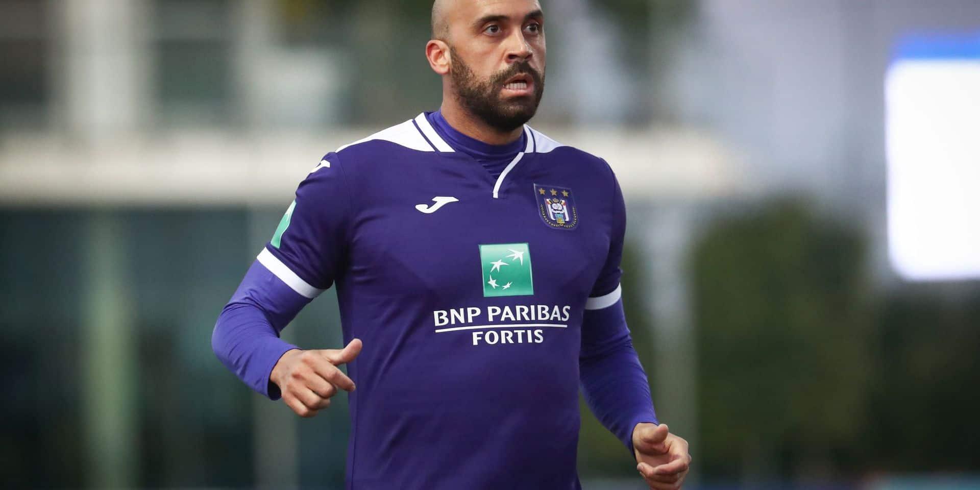 Anderlecht ne compte plus sur Vanden Borre